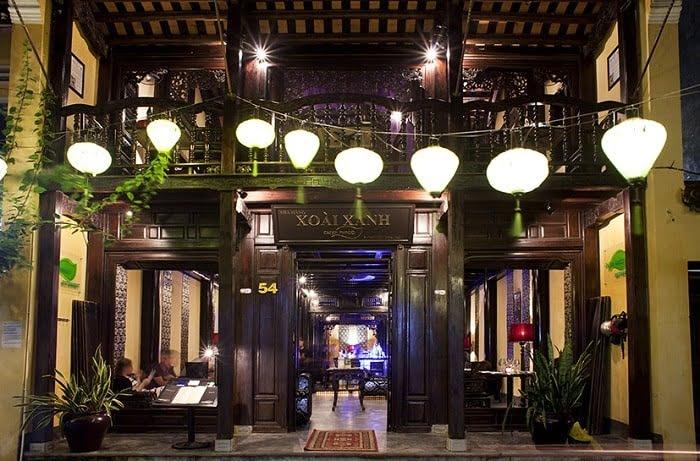 thiết kế nội thất nhà hàng theo vùng miền