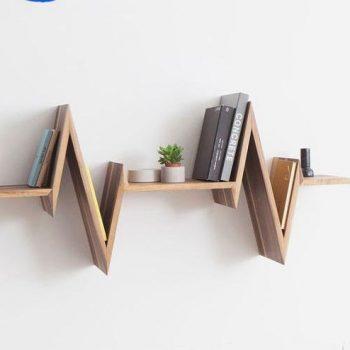 kệ treo tường kiểu dáng độc đáo