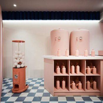 mẫu thiết kế cửa hàng trang sức phụ kiện