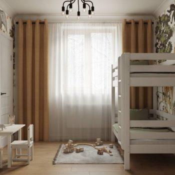 Mẫu thiết kế nội thất phong cách bắc âu