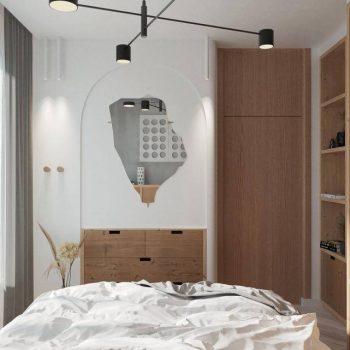 mẫu trang trí phòng ngủ người lớn