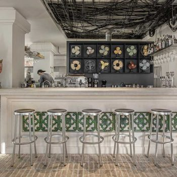 thiết kế nội thất nhà hàng thái