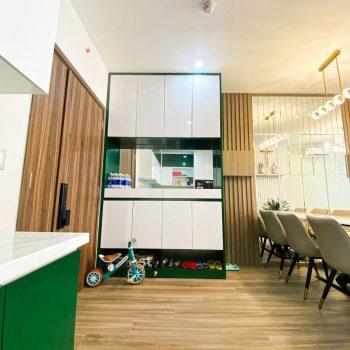 phòng bếp căn hộ topaz elite quận 8