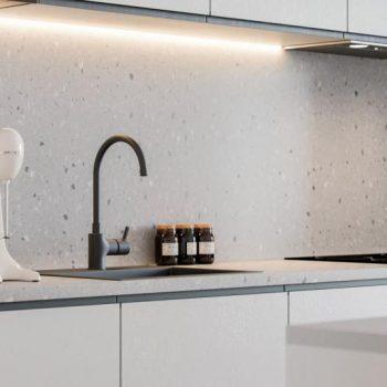 thiết kế nội thất chung cư 3 phòng ngủ tối giản