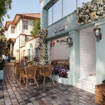 ý tưởng thiết kế quán cafe